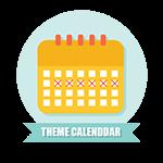 Theme Calendars